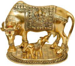 Cow Calf Krishan Gold Meduim