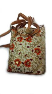 Sling Cream Bag