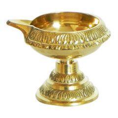Brass Diya- Big