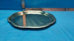 Brass thali-12inch