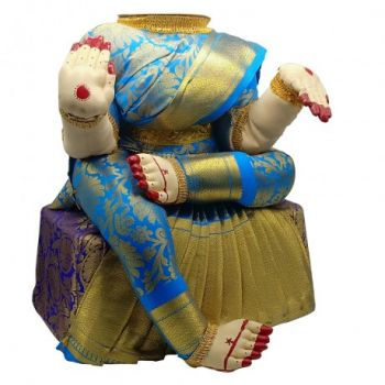 Ammavari Idol (Blue Colour) (12 Inchs)