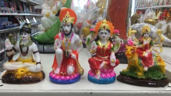 Small Poly Idols - each